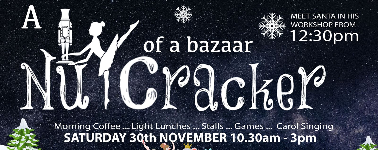 Swanage URC Christmas Bazaar 2019